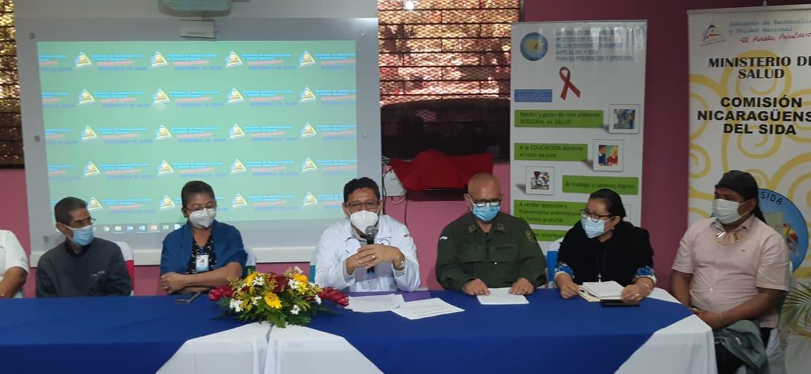 Minsa: 73% de personas con VIH en Nicaragua tienen menos de 40 años