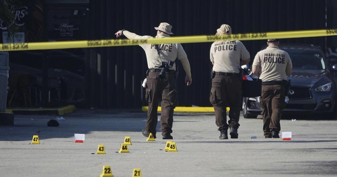 Varios muertos y heridos deja un tiroteo en Florida