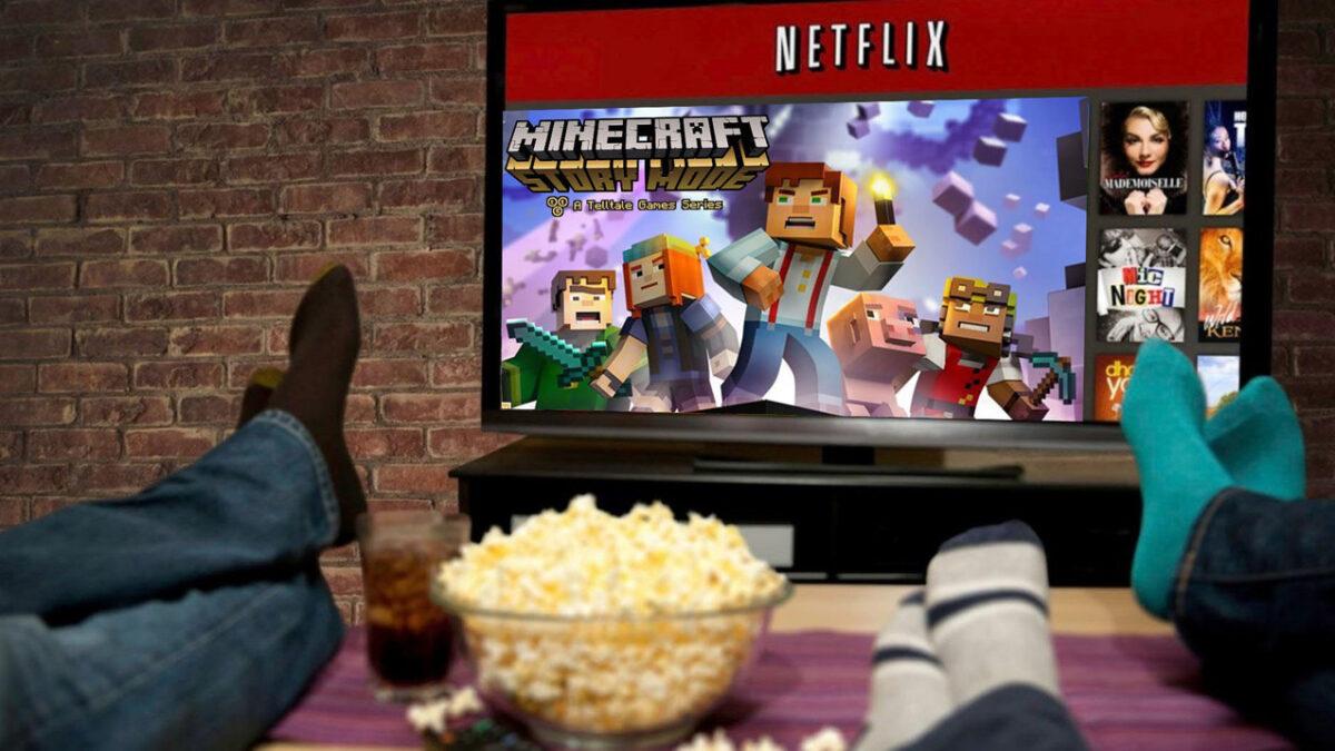 Netflix planea ingresar al mercado de los videojuegos