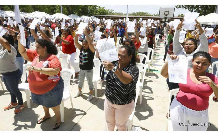 Nicaragua: 442 reos pasarán a régimen de convivencia familiar