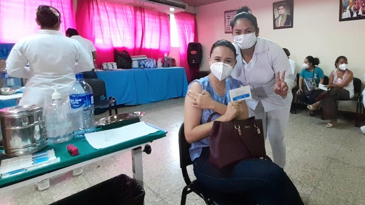 70 mil nicaragüenses completarán fase de vacunación contra la Covid-19