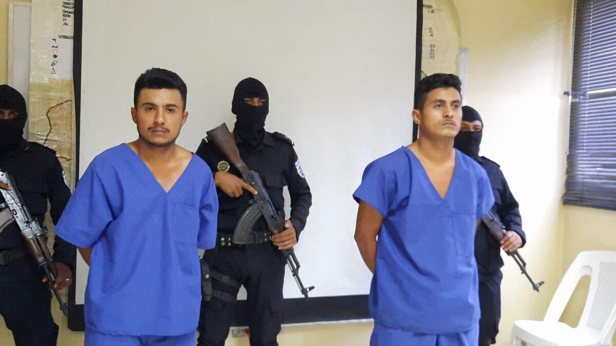 Policía Nacional captura a delincuentes prófugos por asesinato en Wiwilí