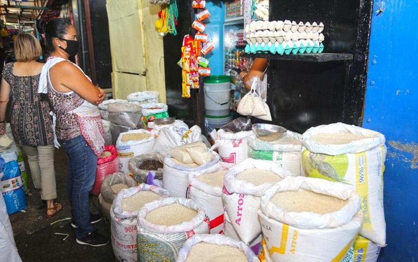 Productos de la canasta básica mantienen estabilidad en su precio