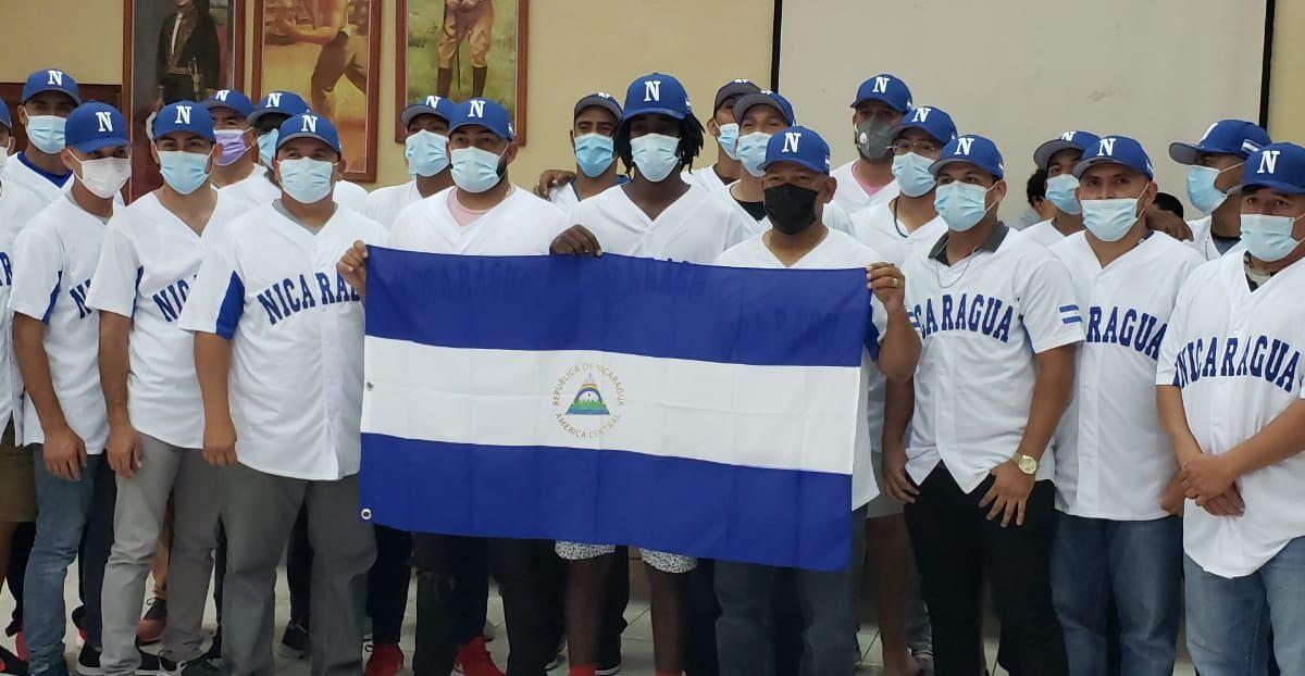 Selección Nicaragüense de Béisbol partirá este viernes hacia Florida, Estados Unidos