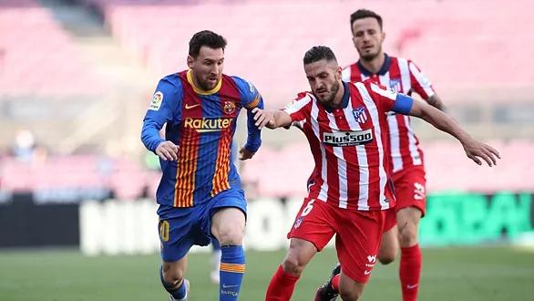 LaLiga: la tabla de clasificación tras el empate entre Barcelona y Atlético