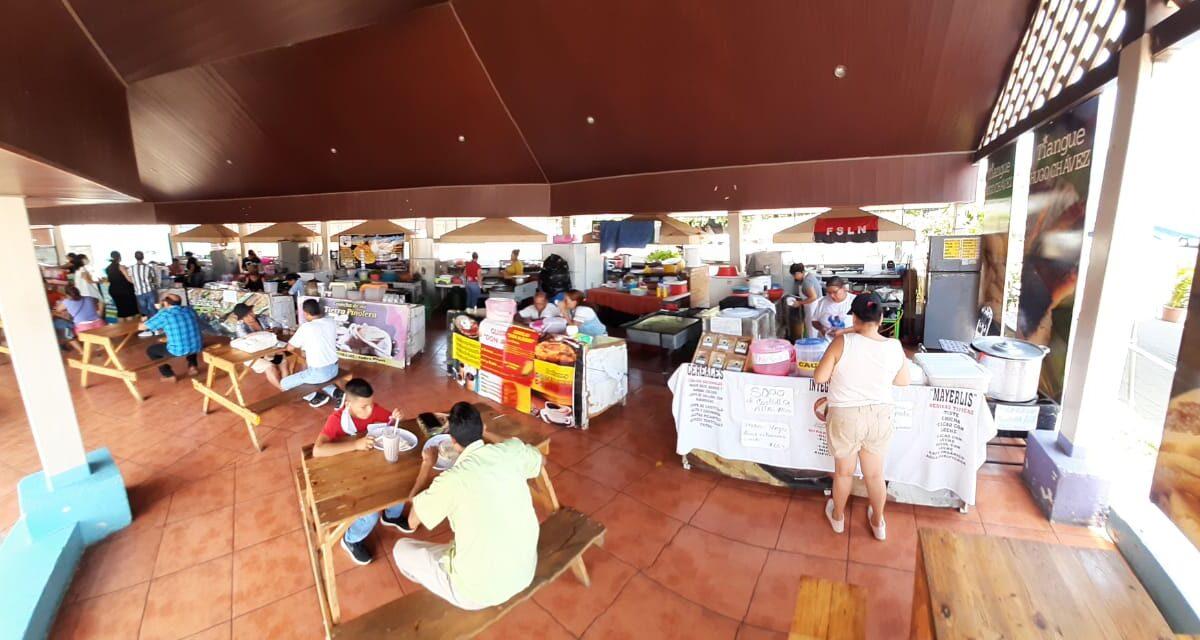 Tiangue Hugo Chávez cumple 5 años, ofreciendo la mejor gastronomía nicaragüense