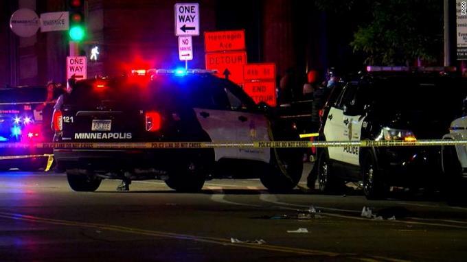 Tiroteo en Minneapolis, EE.UU. deja dos personas fallecidas y varios heridos