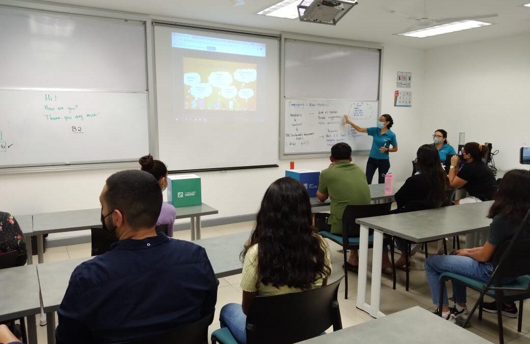 UAM desarrolla programa de enseñanza inglés para niños y adolescentes
