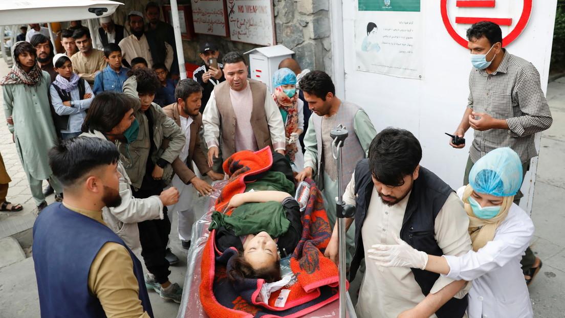 Varios muertos en un atentado contra una escuela en Afganistán