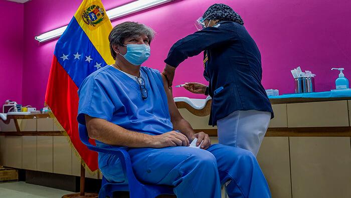 Venezuela con el 91% de pacientes recuperados de la Covid-19