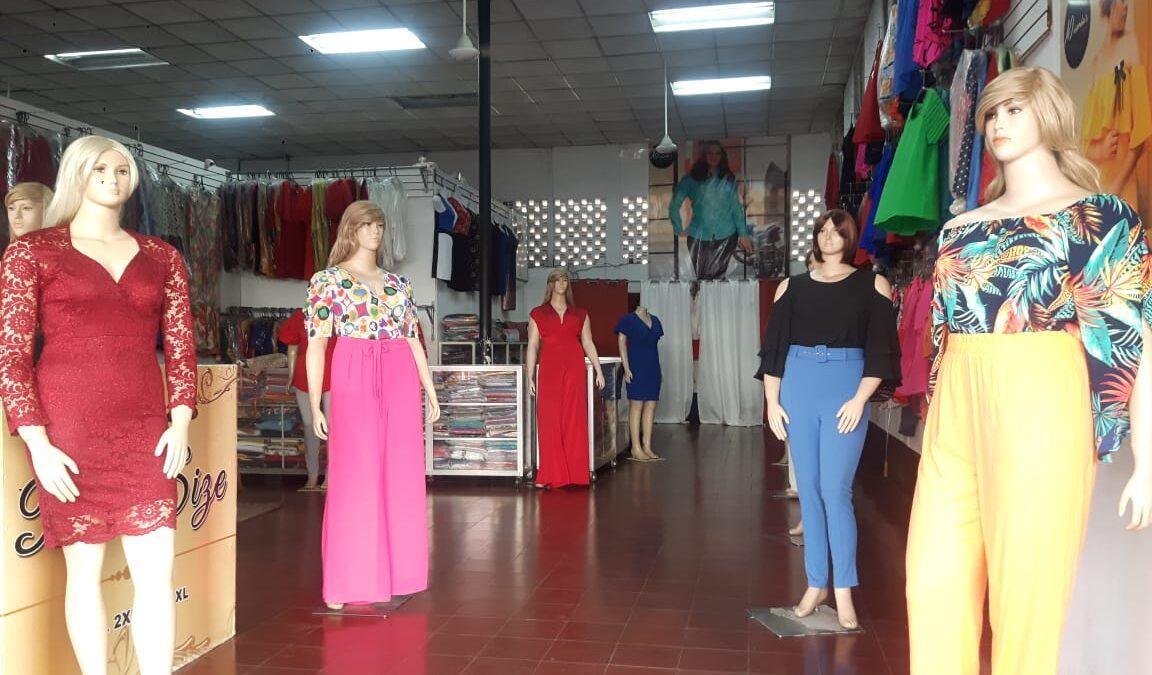 Vestir bien dejó de ser un problema para mujeres de talla grande en Chinandega