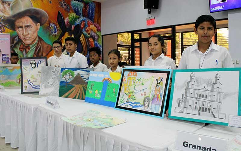 Abren convocatoria del Concurso de Dibujo, Pintura y Fotografía en Managua