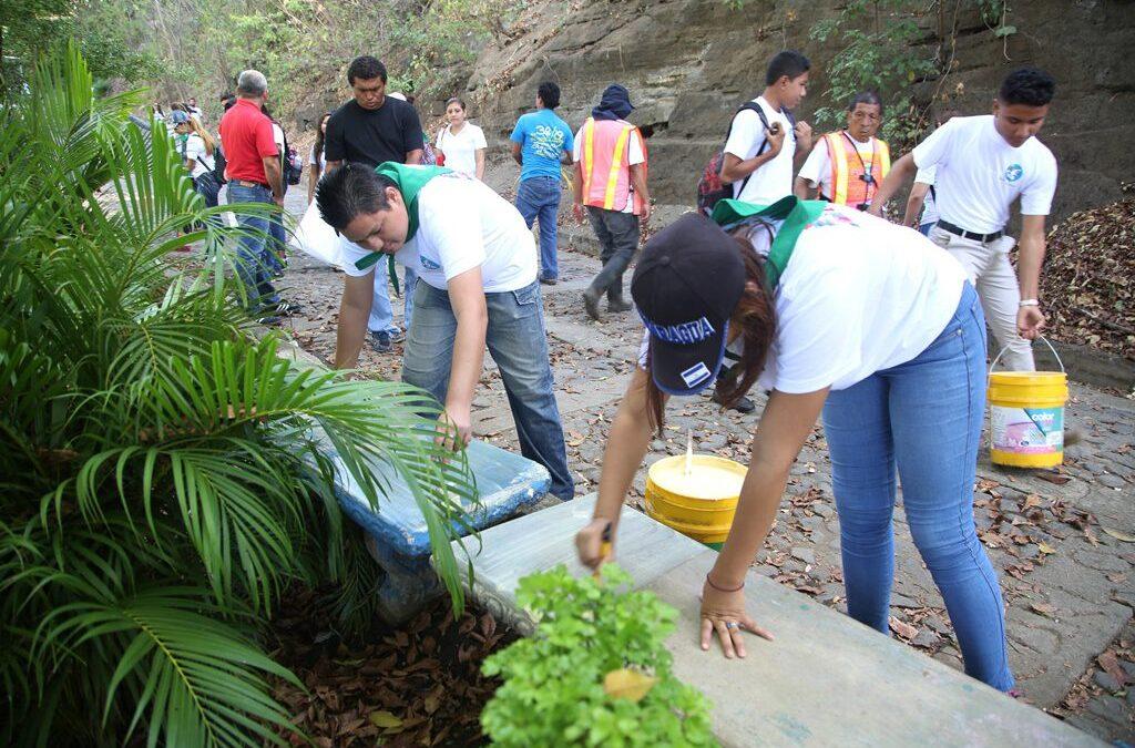 Alcaldías realizan actividades en saludo al Día del Medio Ambiente
