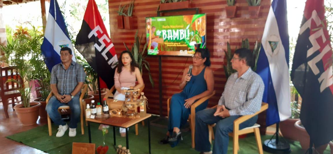 Anuncian feria del bambú en el Parque de Ferias
