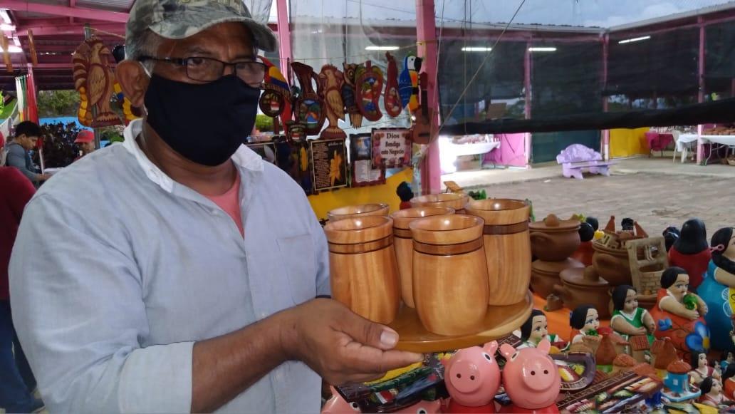 Artesanías Sebastián ofrece productos utilitarios y de decoración