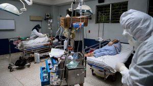 Aumentan contagios por la Covid-19 en El Salvador