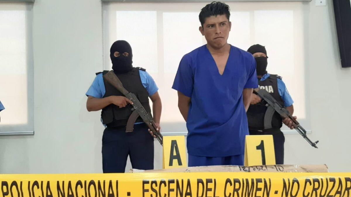 Capturan delincuente que mató a una mujer y a su bebé en Siuna
