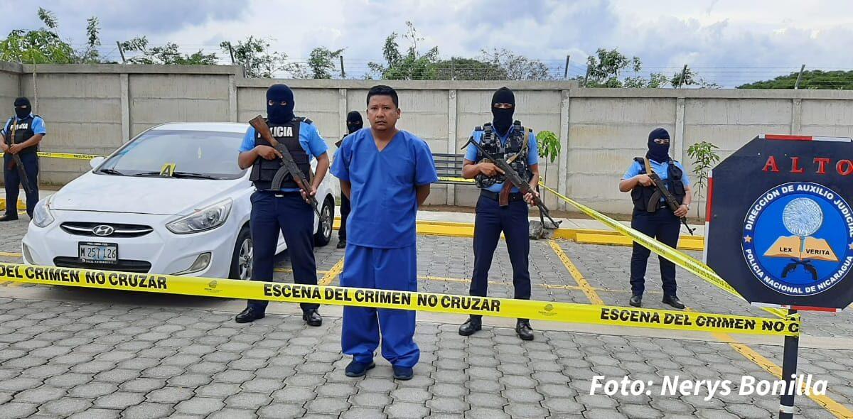 Capturan a sujeto involucrado en muerte homicida en Reparto Miralagos