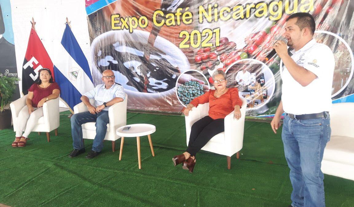 Chinandega es sede de la «Expo Café 2021»