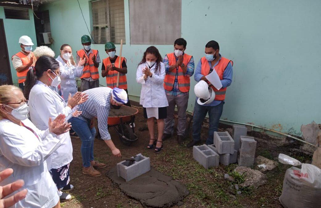 Construirán área de Consulta Externa Oncológica en el Hospital Solidaridad, Managua
