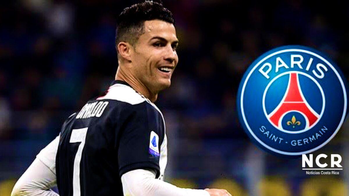 Cristiano Ronaldo, el objetivo principal del PSG