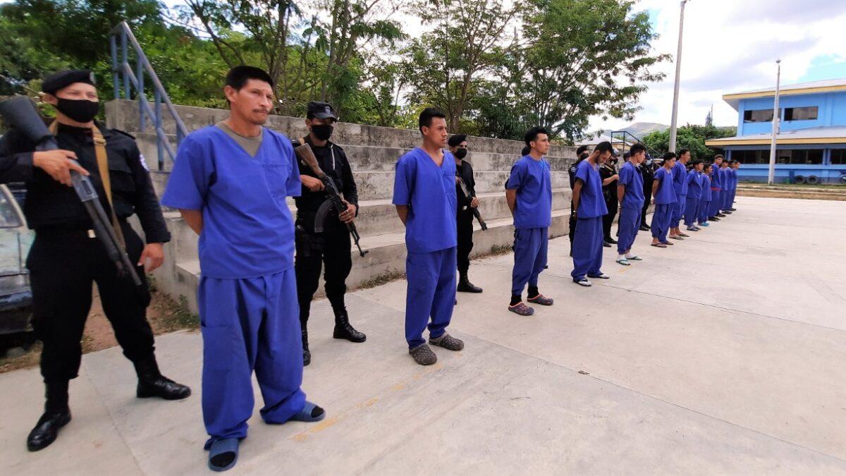 15 detenidos por delitos de peligrosidad en Nueva Segovia
