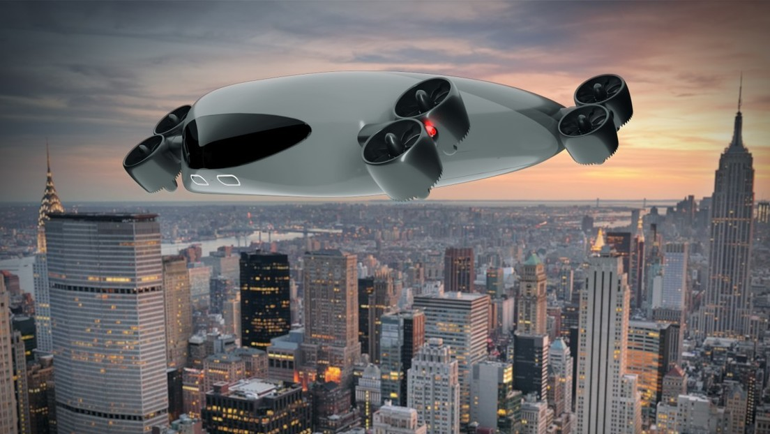 Diseñan en EE.UU. vehículo aéreo con capacidad de transportar a 40 pasajeros