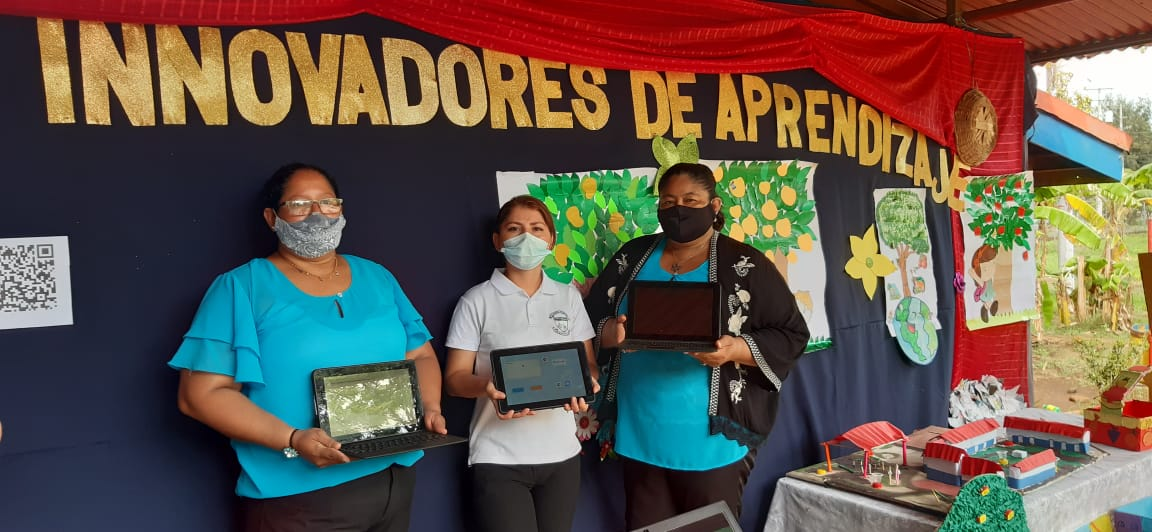 Docentes nicaragüenses innovan para brindar mejor educación