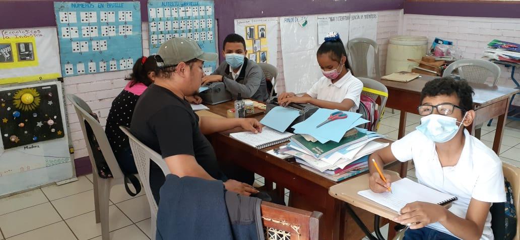 Educación inclusiva brinda más oportunidades a niños con discapacidad