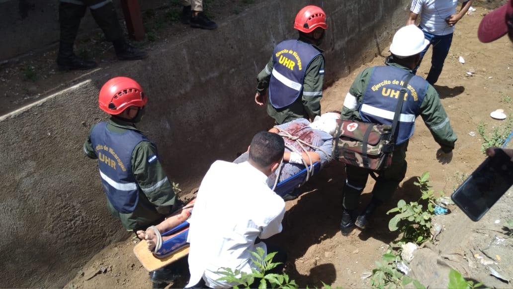 Todo un éxito fue el segundo Ejercicio de Protección de la Vida en el barrio Cristo del Rosario