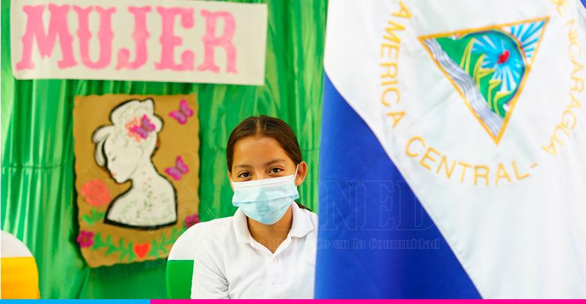Escuelas de Nicaragua usarán cartillas sobre Derechos y Dignidad de la Mujer
