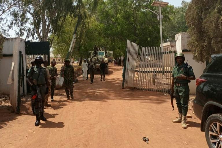 Secuestran a varios estudiantes y docentes en una escuela de Nigeria