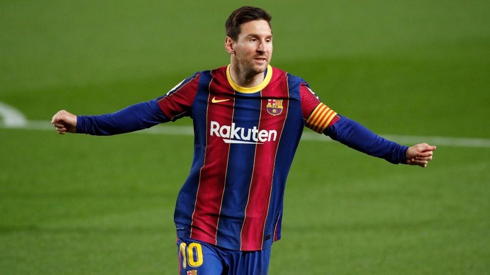 Agente libre: Leo Messi termina contrato con el Barcelona