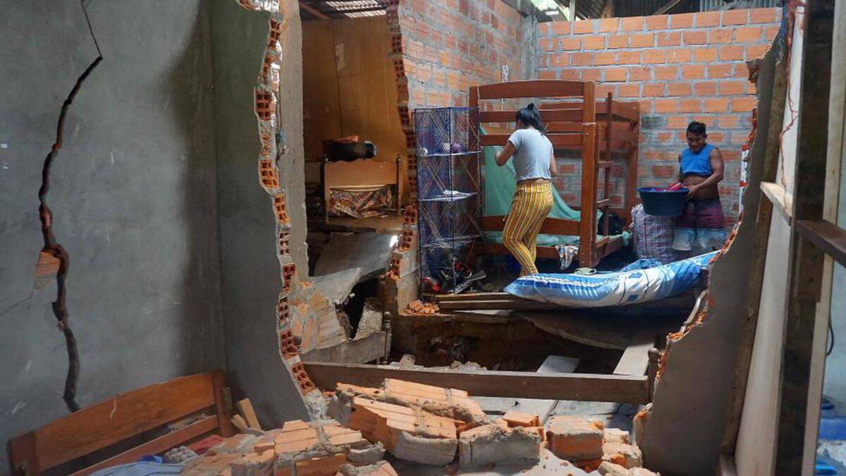 Fuerte sismo deja un niño fallecido en Lima