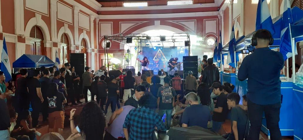 Gira musical Rock City llega al departamento de Granada