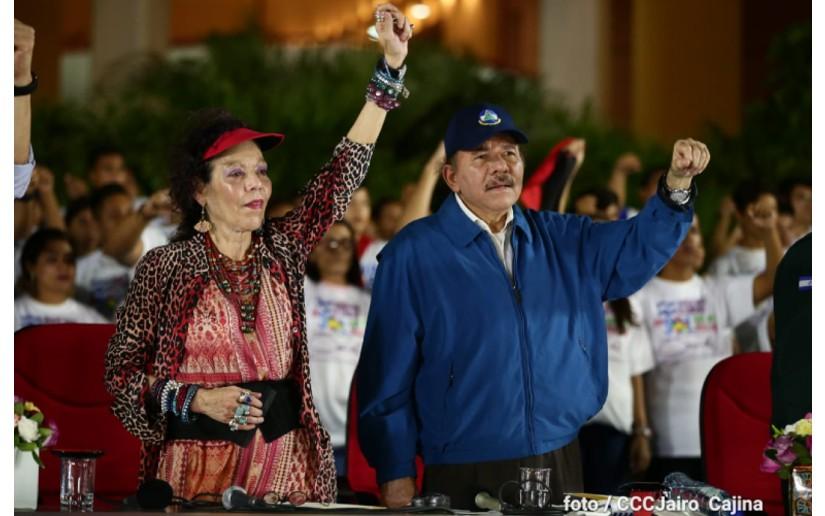 Gobierno de Nicaragua saluda victoria electoral de Pedro Castillo en Perú