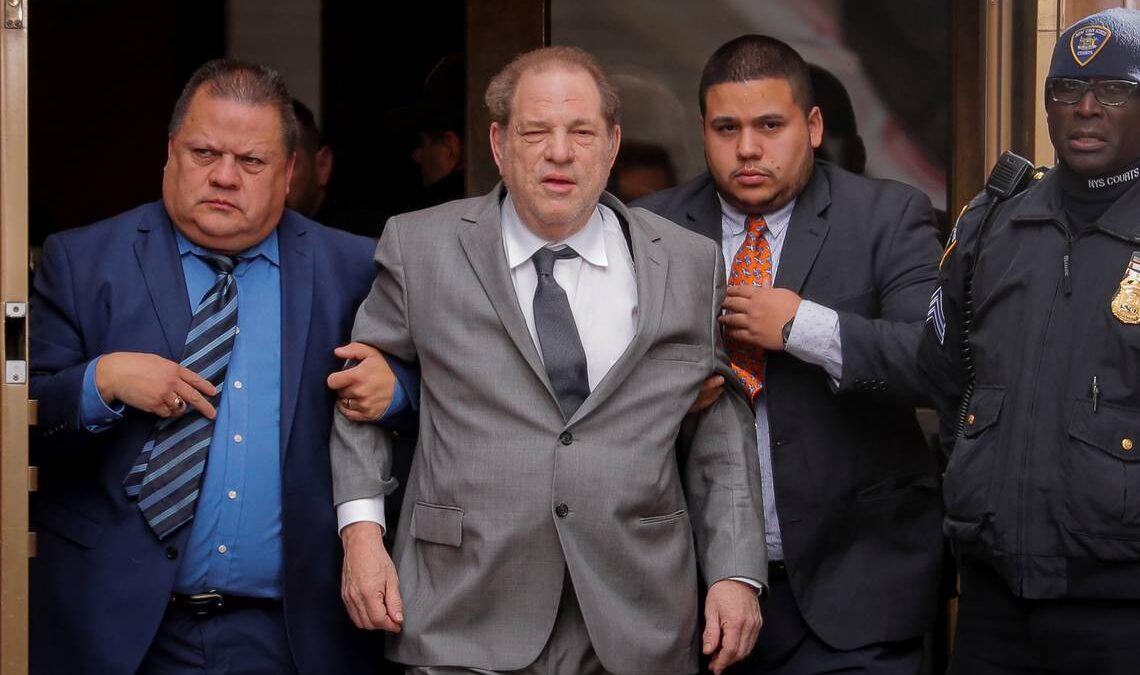 Harvey Weinstein será enviado a Los Ángeles para más acusaciones