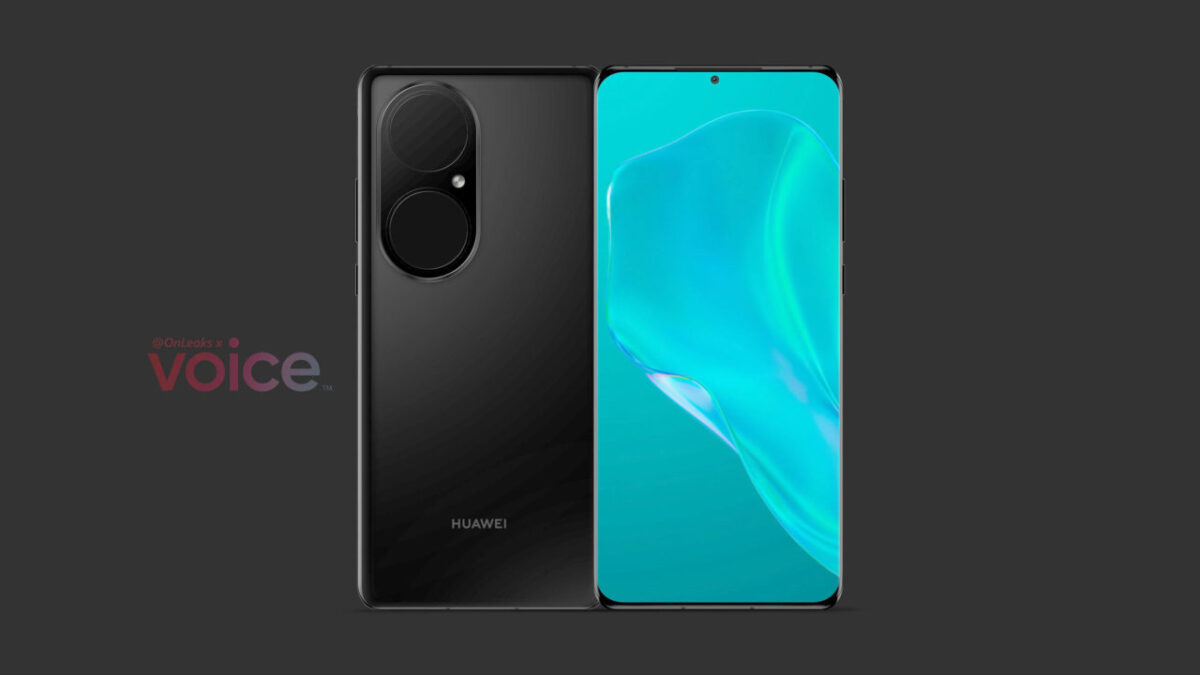 Huawei presenta el diseño del nuevo P50, su smartphone insignia