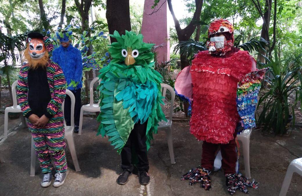 Inafor premia a estudiantes que participaron en el concurso Amigos del Bosque