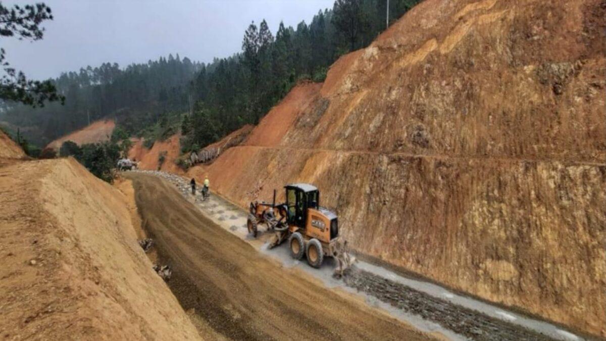 Inauguran carretera adoquinada en Macuelizo, Nueva Segovia