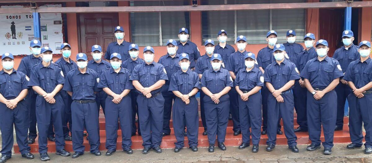 Inaugurarán estación de bomberos número 112 en Nicaragua