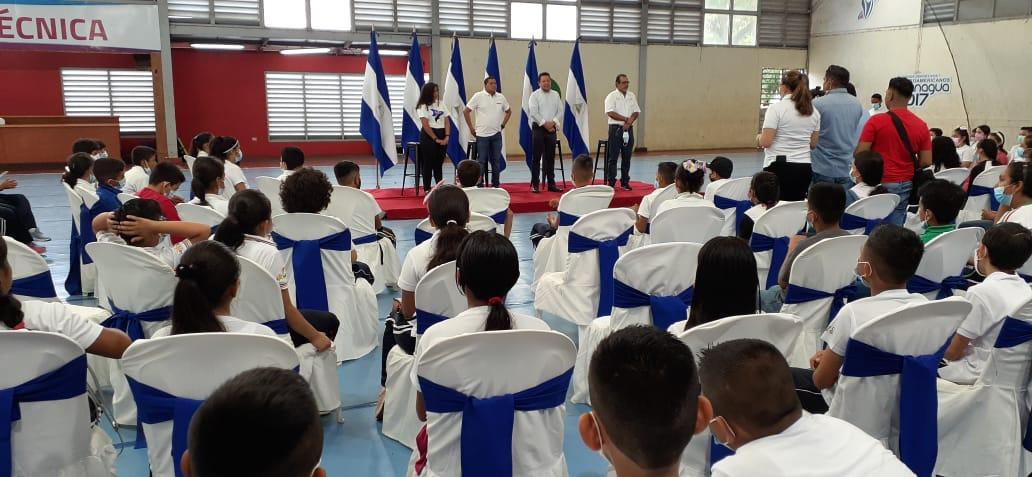 Inicia competencia de Ajedrez Infantil en los Juegos Escolares 2021