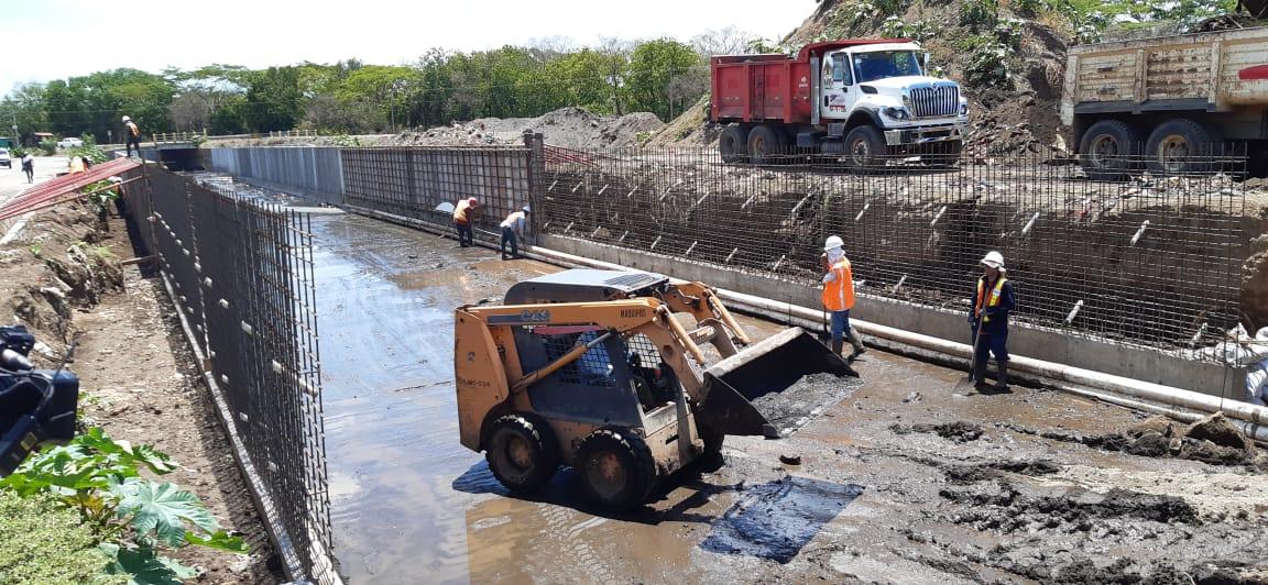 534 millones de córdobas invertidos para obras de drenaje en Managua