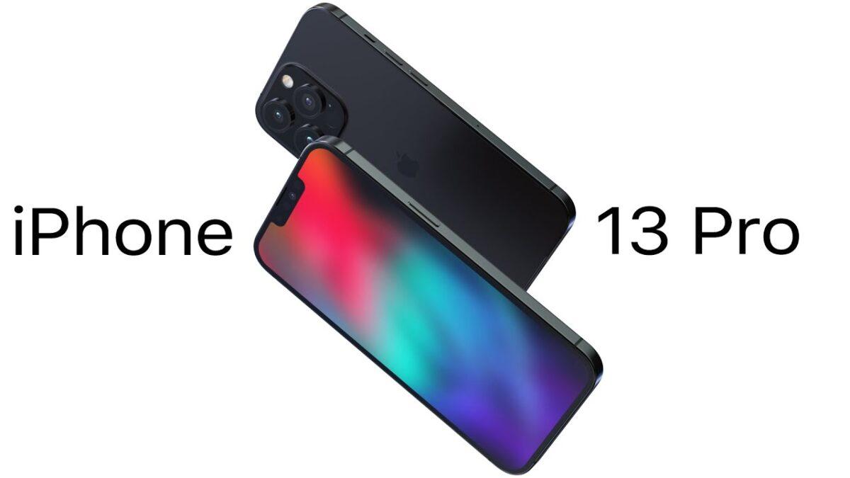 iPhone 13 Pro presenta su diseño y características