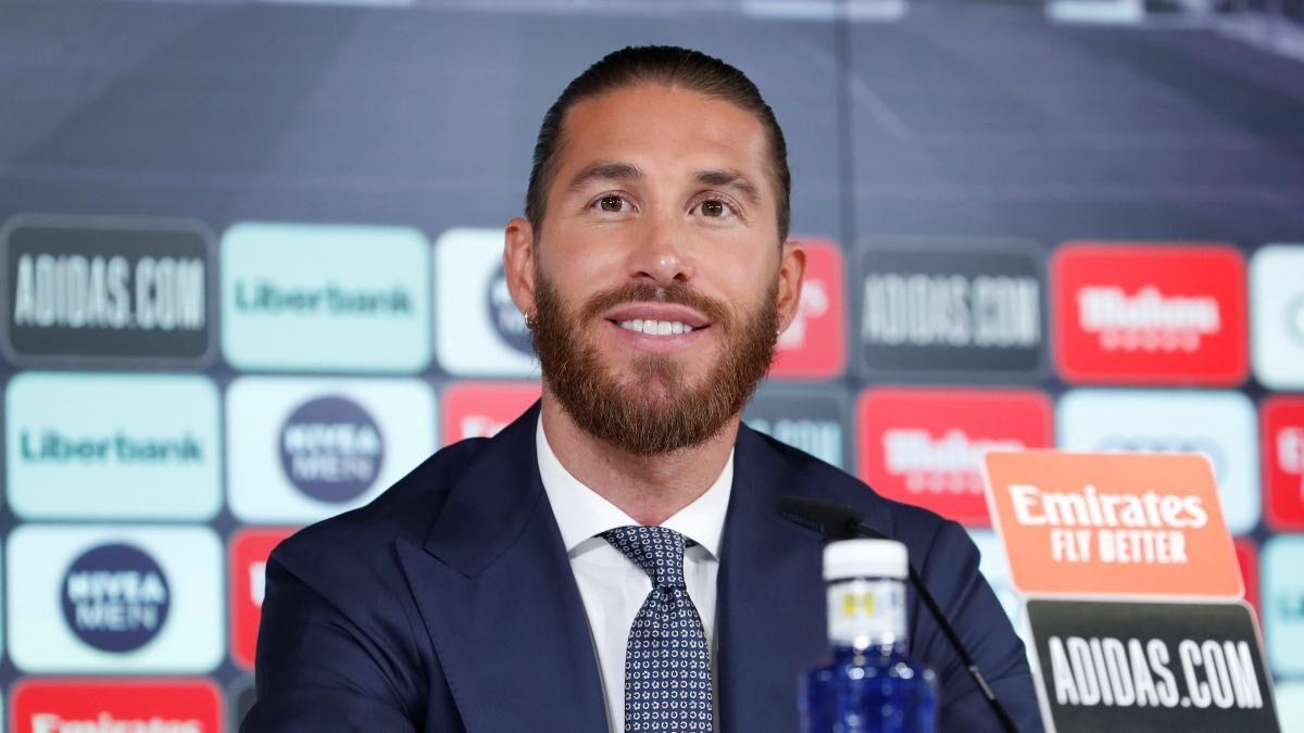 City, PSG y Bayern están interesados en Sergio Ramos