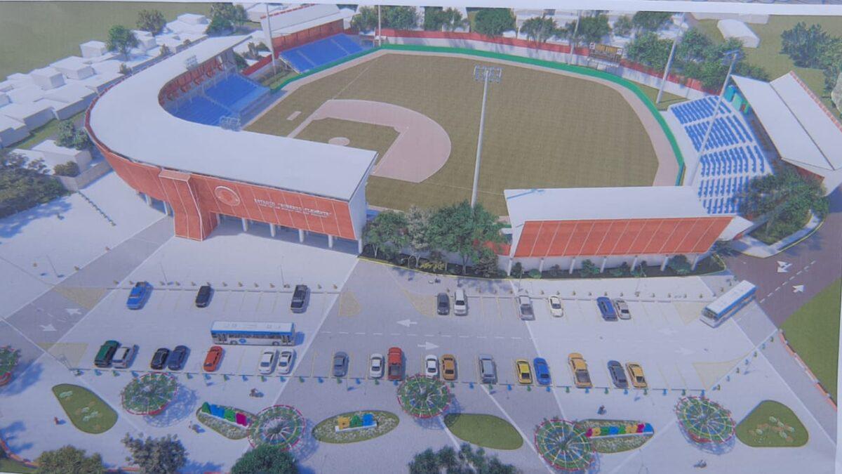 Masaya: todo listo para la construcción del nuevo estadio Roberto Clemente