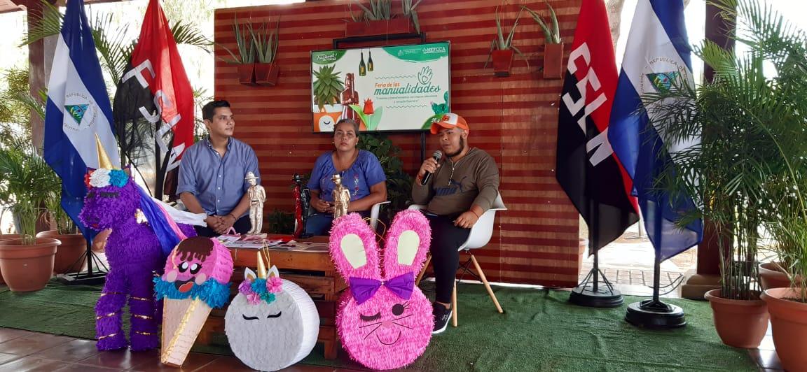 Mefcca anuncia exposición de manualidades en el Parque de Ferias