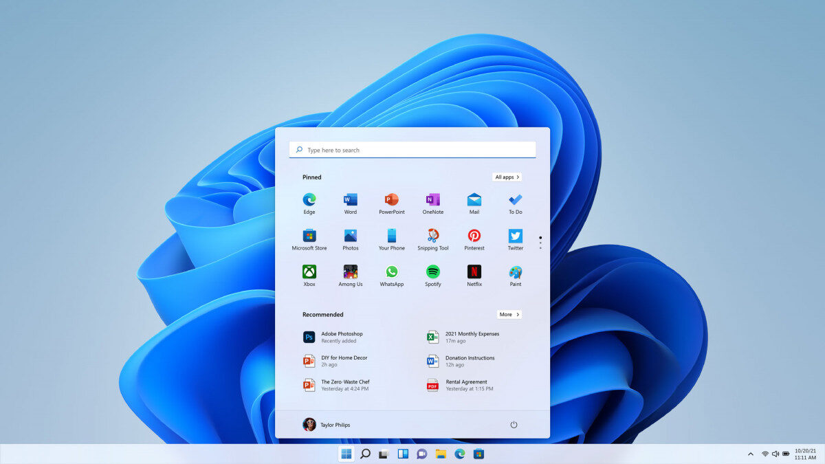 Microsoft presenta el nuevo sistema operativo Windows 11