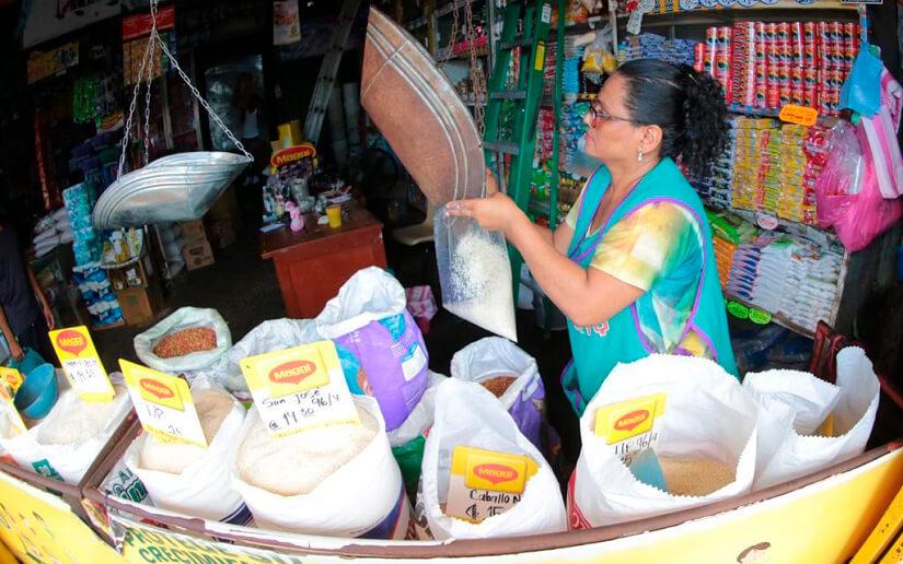 Mific reporta alza en productos de la canasta básica