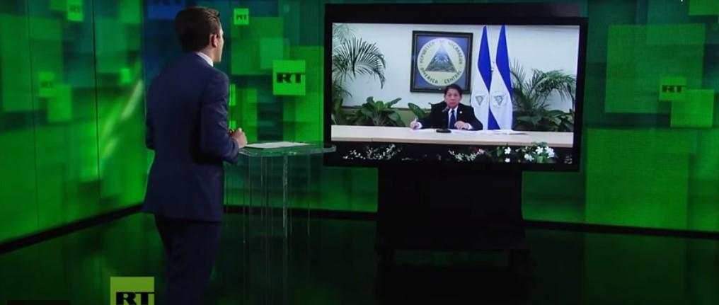 Canciller Moncada: Nicaragua es objeto de una campaña mediática distorsionada y lamentable